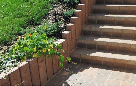 Betonske vrtne palisade
