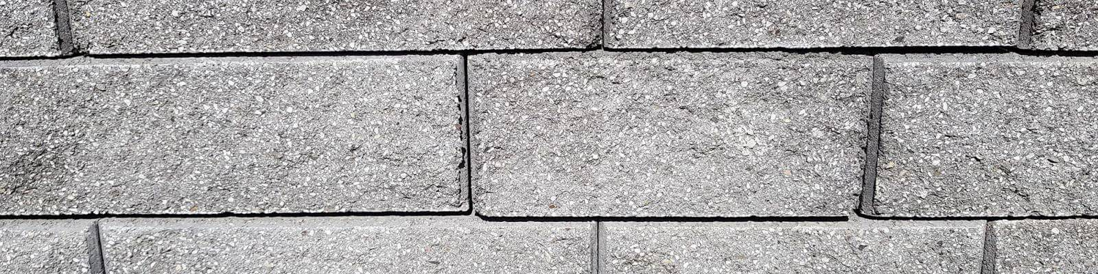 Okrasni zid - lomljeni