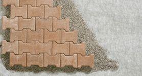 Obnova betonskih tlakovcev Jarc