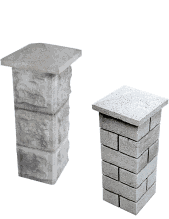 betonske kape za ograje