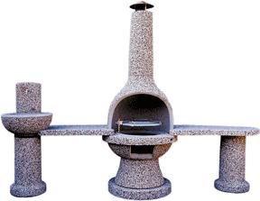Vrtni betonski vodnjaki