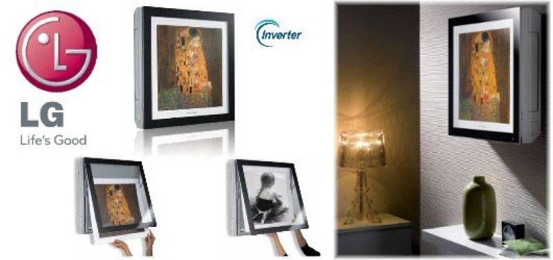 Moderna klimatska naprava Artcool Gallery