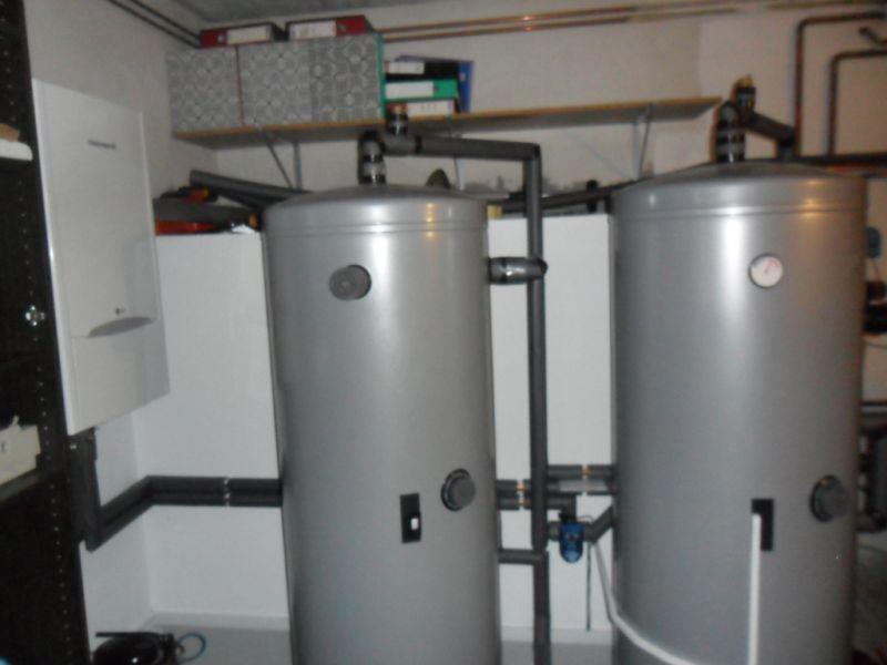 Sanitarne toplotne črpalke IBLO