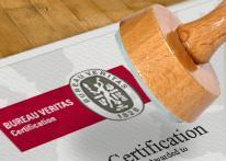 Certifikat ravnanja z okoljem ISO 14001:2015