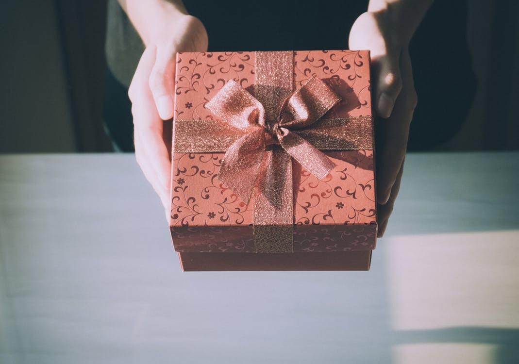 novoletno darilo