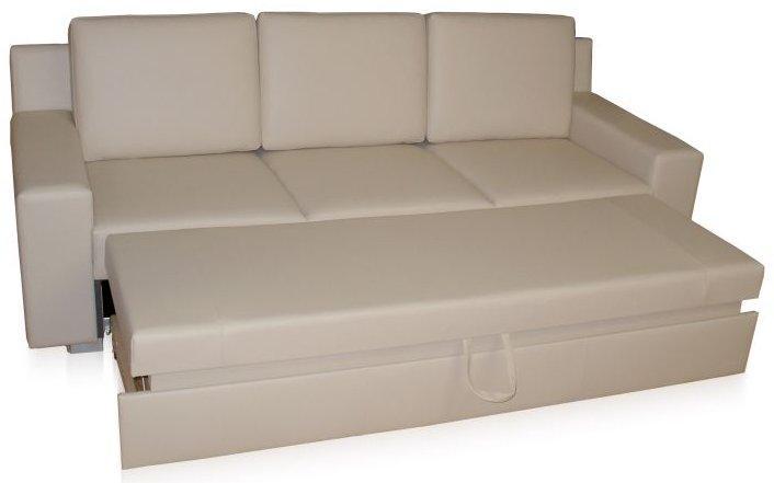 Sedežne garniture s posteljo po meri
