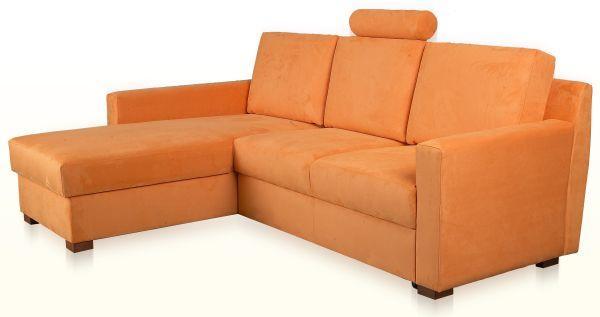 Moderna sedežna garnitura z ležiščem