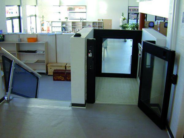 Hišna in osebna dvigala
