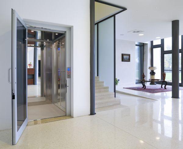 Osebna in hišna dvigala