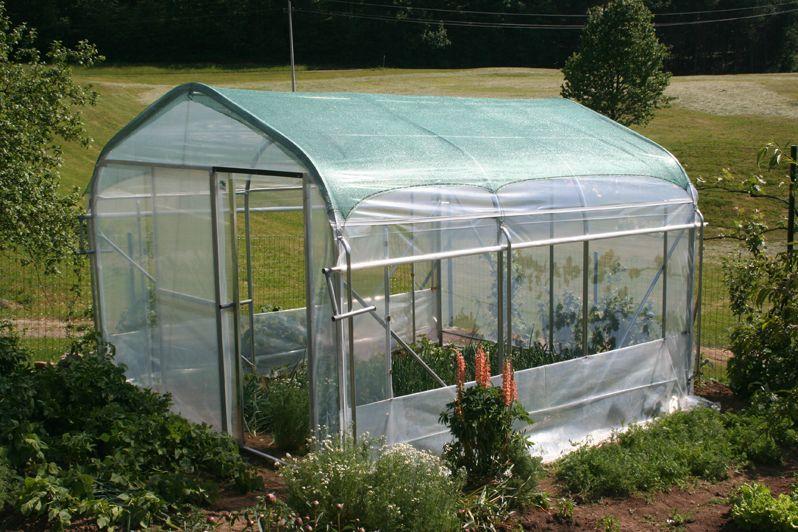 Izdelava rastlinjaka za paradižnik