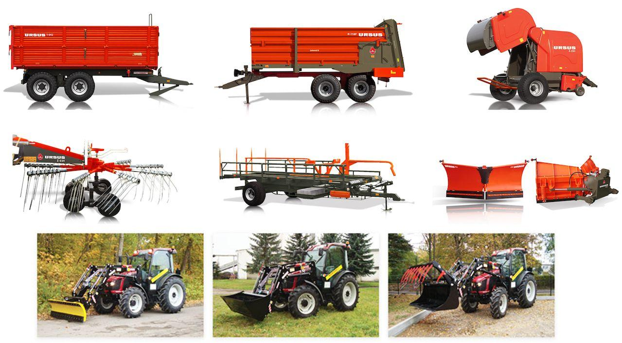 Kmetijska mehanizacija - traktorji