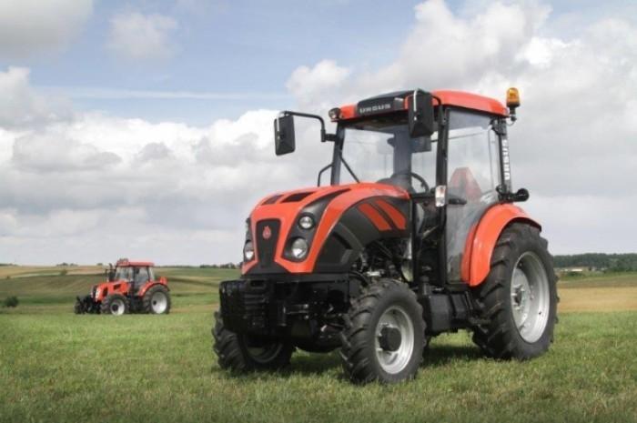 Gozdarski traktorji