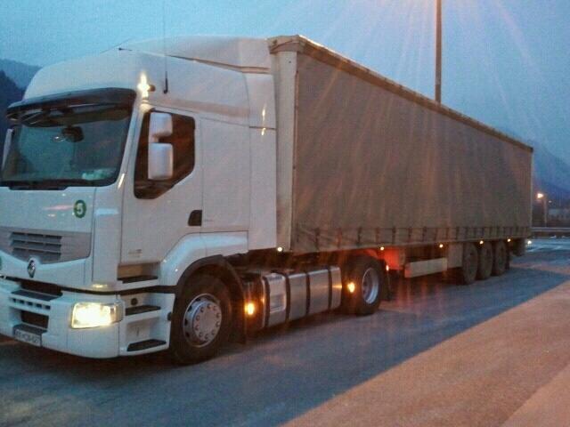 Mednarodni prevozi