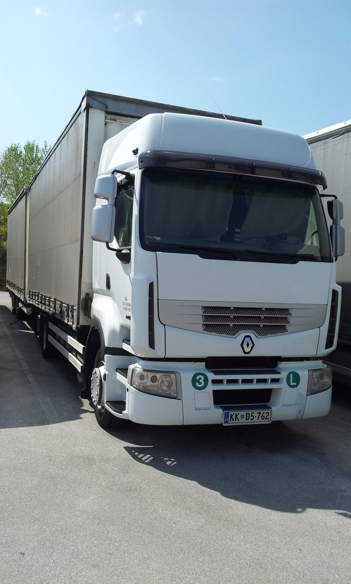 Prevoz po Sloveniji
