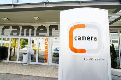 Digitalni tisk v Cameri