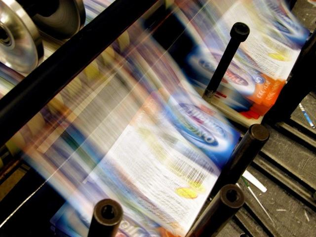 Digitalni tisk nalepk