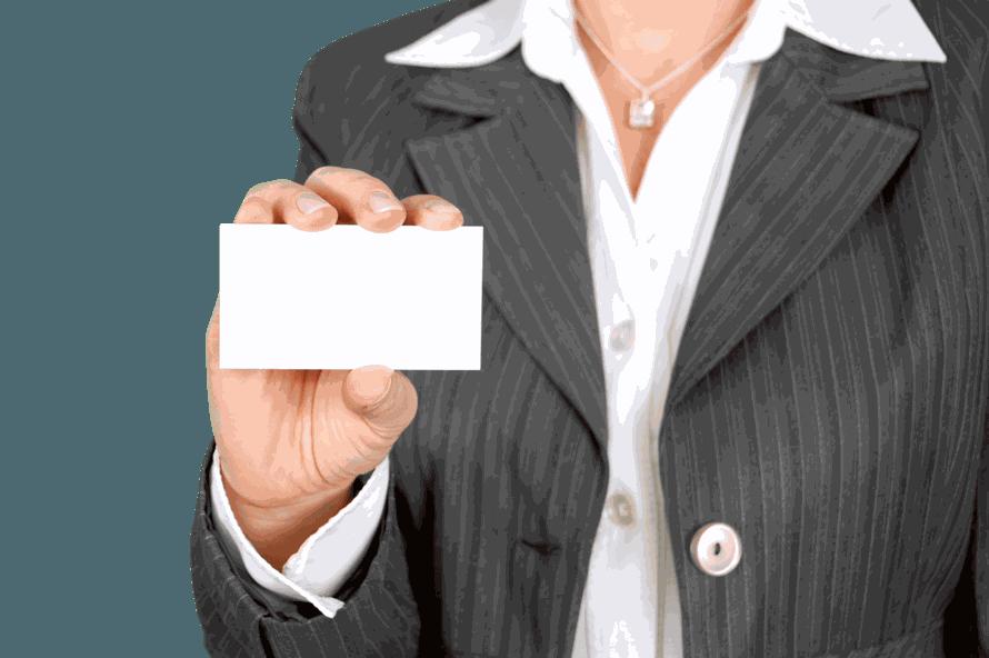 Izdelava in oblikovanje poslovnih vizitk