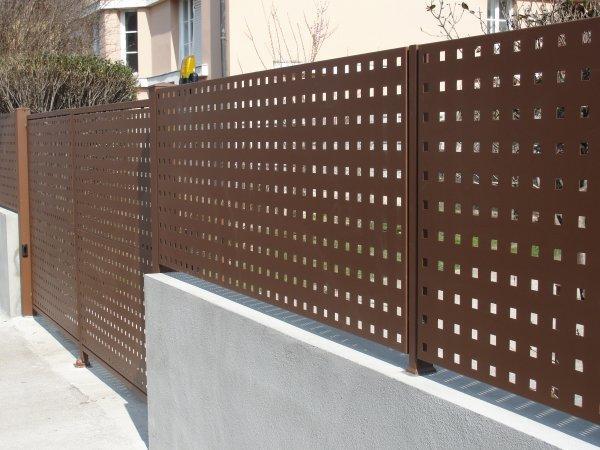 Balkonske kovane ograje