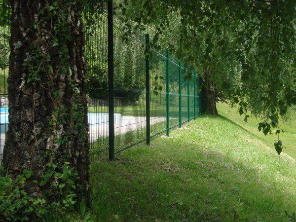 Mrežne vrtne ograje