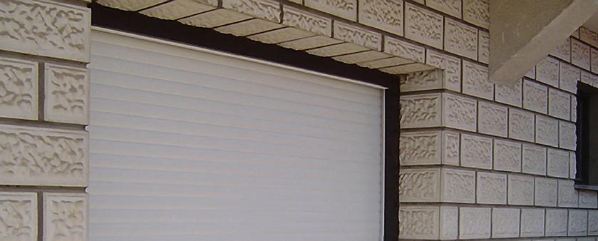 Garažna vrata rolo