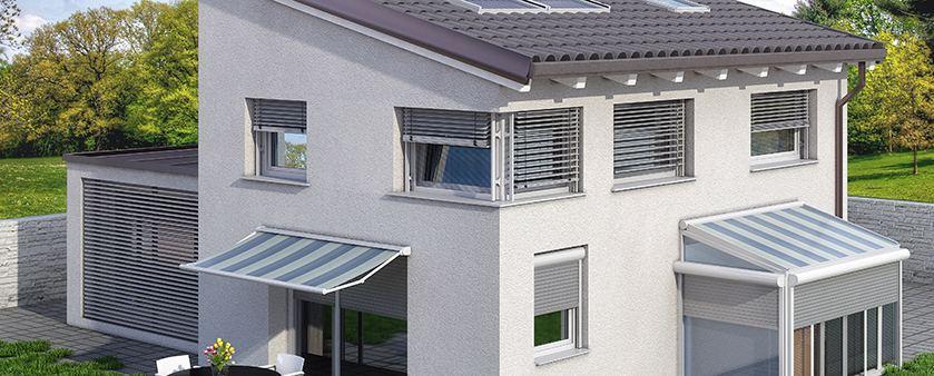 Roletarstvo Medle izdeluje PVC stavbno pohištvo iz profilov svetovno znanega nemškega koncerna VEKA