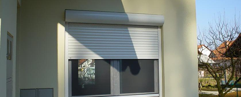 Rolo komarniki za okna