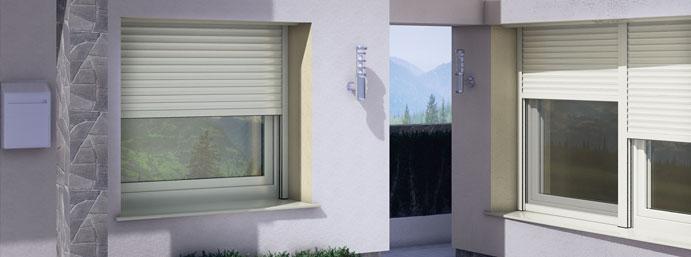 PVC rolete za balkon