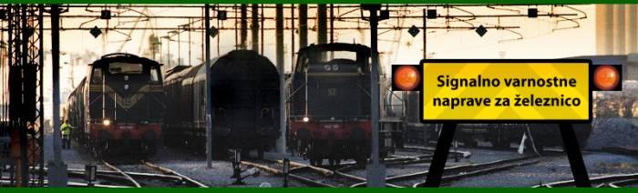Signalno varnostne naprave za železnico