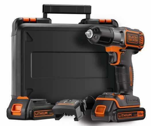 Baterijski vrtalnik Black&Decker