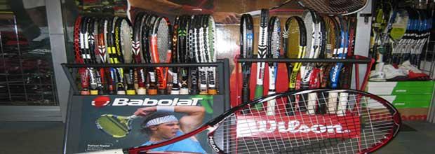 Tenis loparji