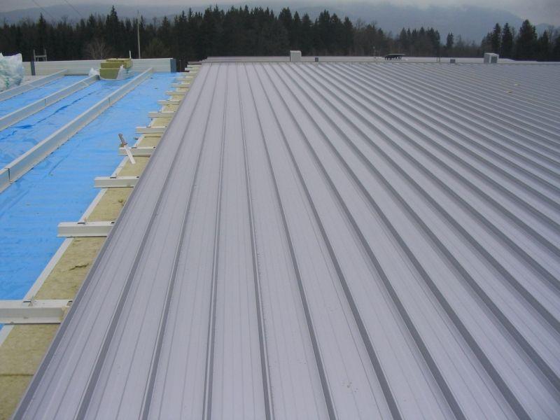 Toplotna izolacija ravnih streh