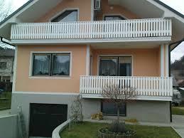 PVC ograje za balkon