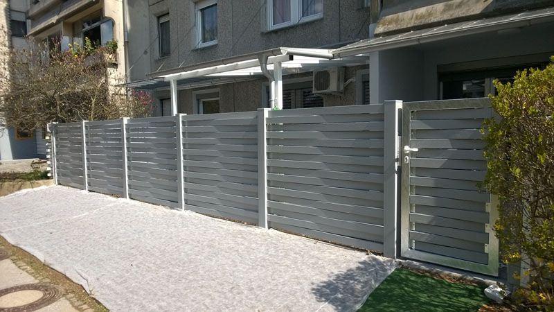 Višina PVC ograje