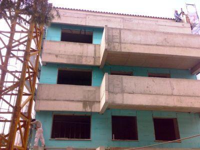 Fasadne izolacije hiš