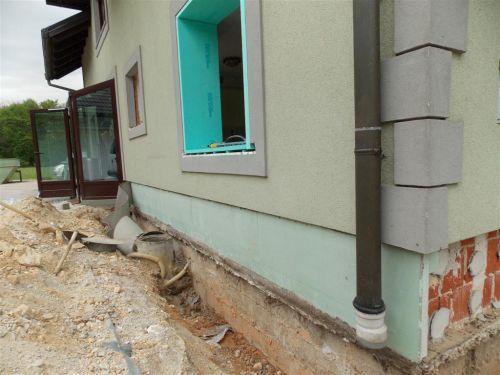Izolacija stare hiše Fibran