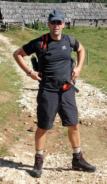Gorazd Vertovšek - wellness trener