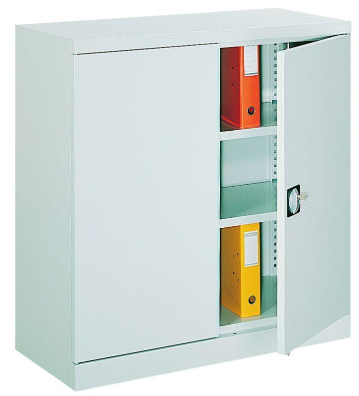 Kovinska omara uporabljena za arhiviranje