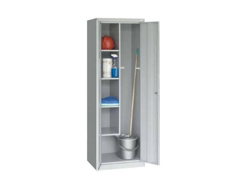 Kovinsko pohištvo za čistila in opremo