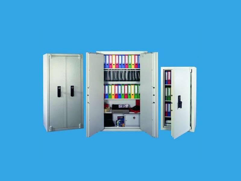 Varnostne omare in trezorji za najvišjo varnost dokumentacije