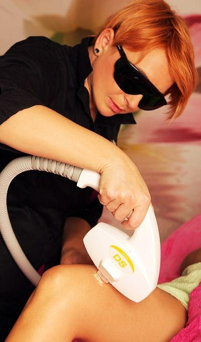 Lasersko odstranjevanje dlak - elos
