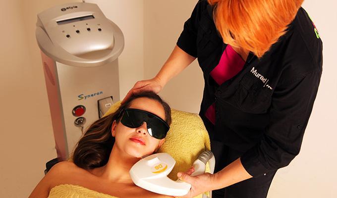 Lasersko pomlajevanje obraza