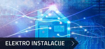 Strojne inštalacije v hiši in drugih objektih