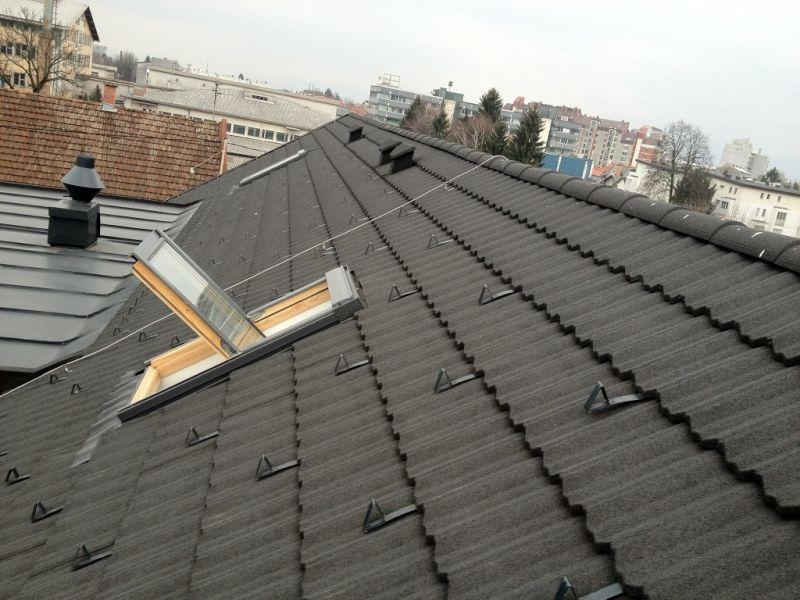 Sanacija strehe