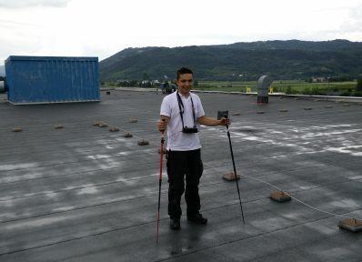 Sanacija in obnova ravne strehe