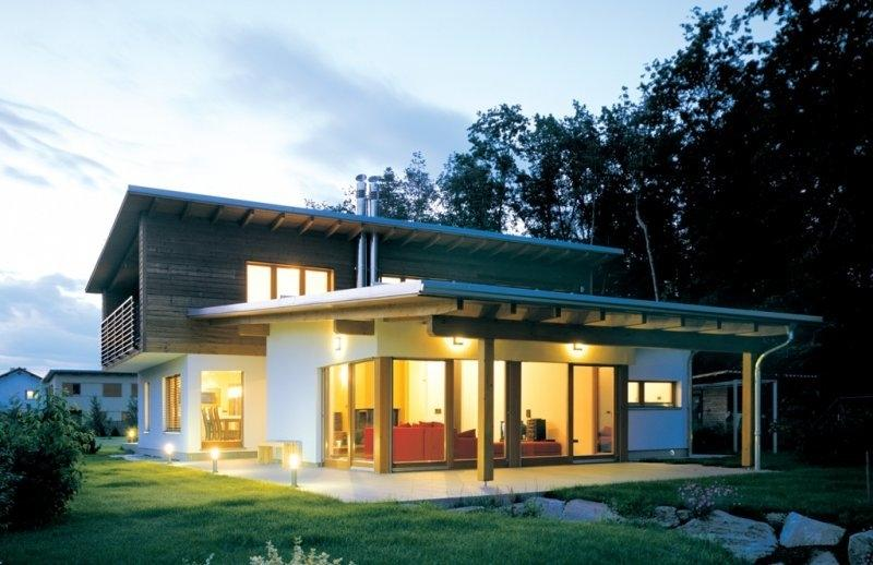 Cene montažne hiše