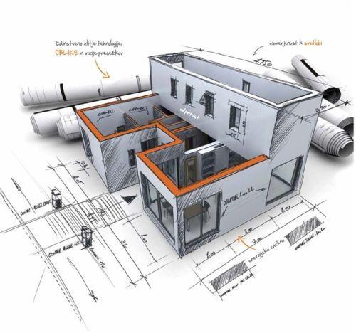 Gradnja hiše po fazah