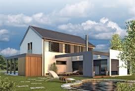 Moderne hiše Marles