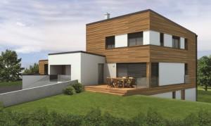 masivne lesene hiše