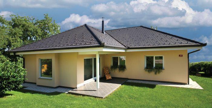 Pritlične montažne hiše