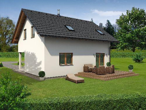 Pritlične pasivne hiše